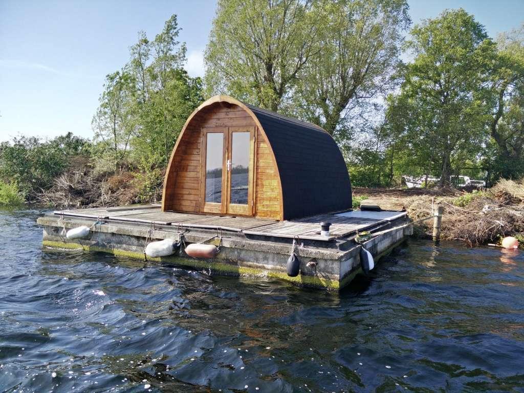 Carpfishing Camping Pod