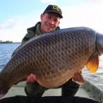 Peter Vlasveld schubkarper 24,5 kg