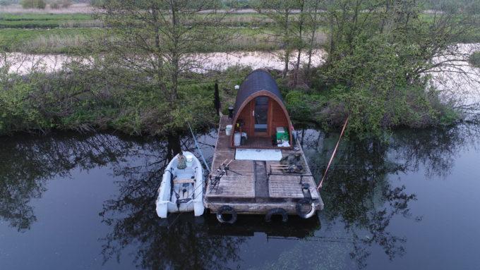 Mobile Pod overzicht polder 2